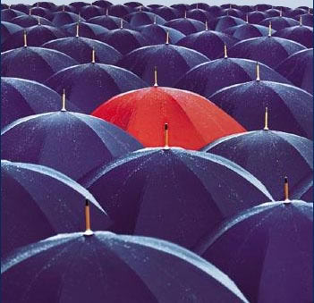 Don't fall in the cliché... stand out!